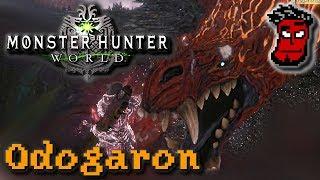 Monster Hunter World: Odogaron fangen (High Rank) | Gameplay [German Deutsch]