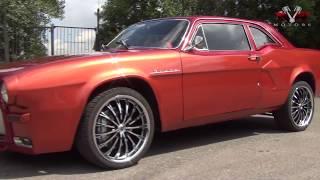 Custom Волга V8