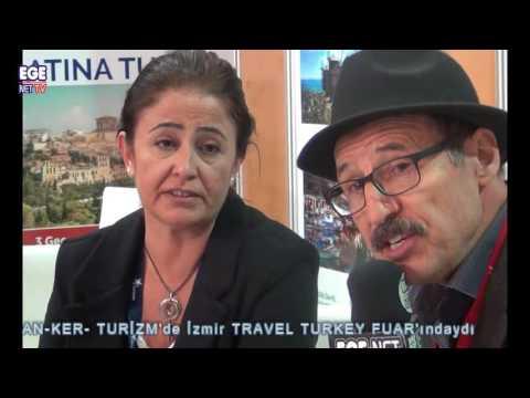 AN KER TURİZM'de İzmir TRAVEL TURKEY FUAR'ındaydı