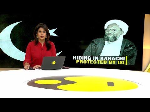 Pakistan's ISI sheltering Al Qaeda chief  (WION Gravitas)