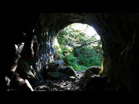 The Abandoned Mine, Almost 200 M Adit