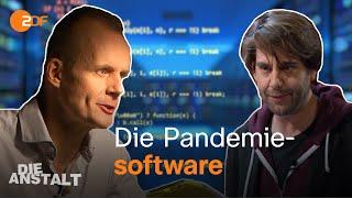Pandemie-Software Sormas – Schön, aber niemand nutzt sie | Die Anstalt