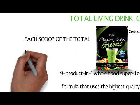 Total Living Green Drink at DietGreenDrink.com