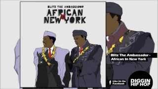 Blitz The Ambassador - African in New York