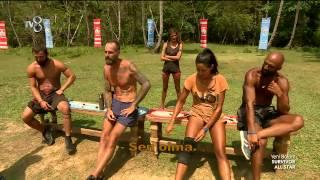 Survivor All Star - Bozok ile Sahra Laf Dalaşına Girdi (6.Sezon 51.Bölüm)