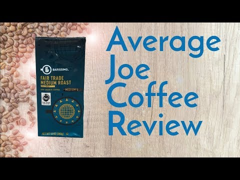 Aldi Barissimo Medium Roast Coffee Review