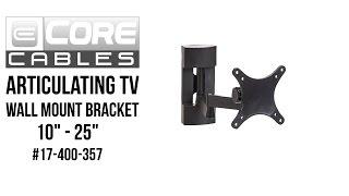 Articulating TV Wall Mount Bracket - 10
