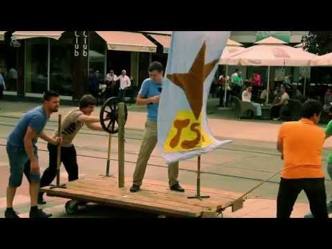 TSK - Komadić vjetra (Official video)