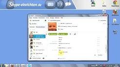 Skype Nachricht Verschicken
