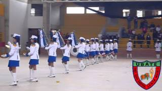 Banda Marcial IED Santa María Ubaté 2013