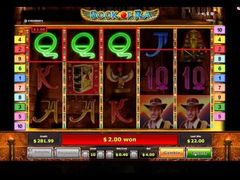 Bookofra Casino Online