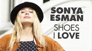 Sonya Esman's Top 5 FAVOURITE SHOES