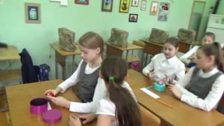 """""""Тайна шляпки"""", 5 класс. Учитель технологии Дуброва Т. Е. 2017"""
