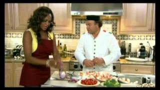 celebrity home cooking show with chef felice