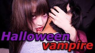 【ハロウィン動画】 →ハロウィンメイク☆悪魔 Halloween makeup https://...