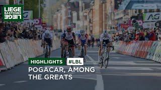 Liège Bastogne Liège Hommes 2021 - Race Summary