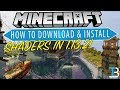 How To Download & Install Shaders in Minecraft 1.13.2