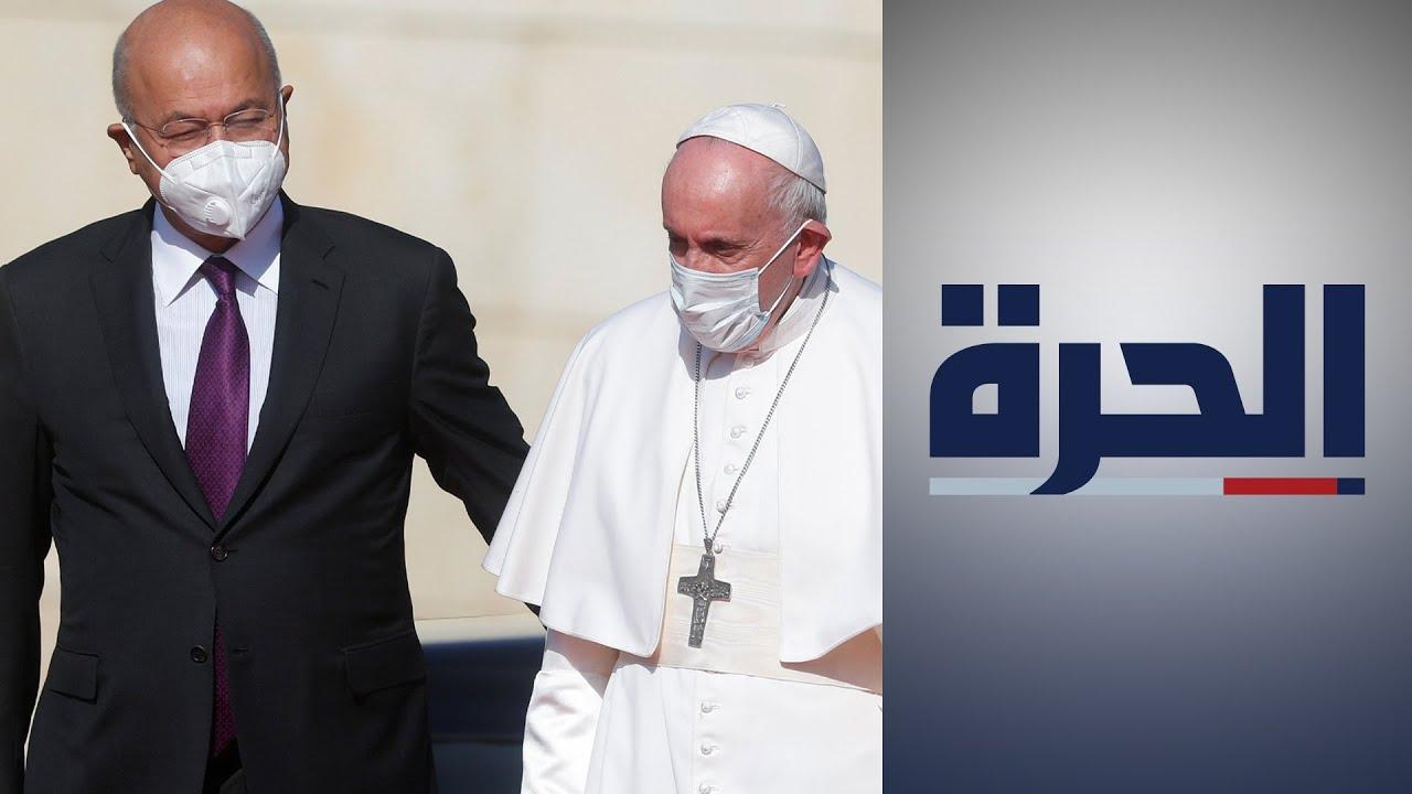 الرئيس العراقي: المسيحيون أهل هذه الأرض وملحها  - 14:58-2021 / 3 / 5