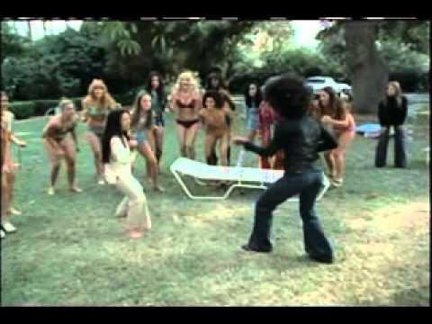 policewomen movie catfight: Asian vs black