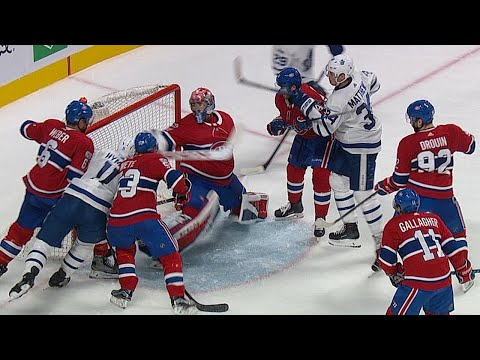 10/14/17 Condensed Game: Maple Leafs @ Canadiens