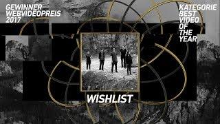 Wishlist gewinnt den Webvideopreis in der Kategorie Best Video Of The Year!