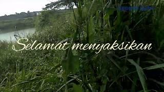 tempat mancing Danau RESINDA Karawang Barat - musik cek sound