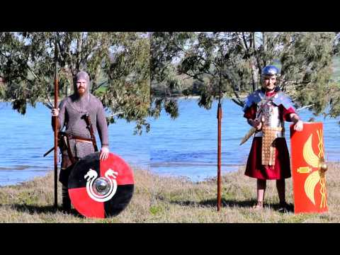 Imperial Roman vs Viking - FULLY INTERACTIVE VIDEO - Choose your Warrior!