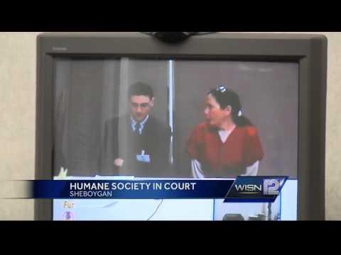 Sheboygan Humane Society Director In Court