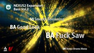 refxcom Nexus² - Bass Vol 2 Expansion Demo