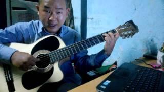 [HƯỚNG DẪN] Hoa bằng lăng - Jimmy Nguyễn - Guitar Solo - Phần Intro