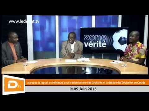 LeDebat TV / Zone de vérité - Débat sur l'actualité sportive : Mondial Foot Femimin