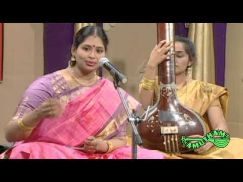 Tammaiye Pughazndhu(Thevaram) - The Concert - Nithyashree Mahadevan