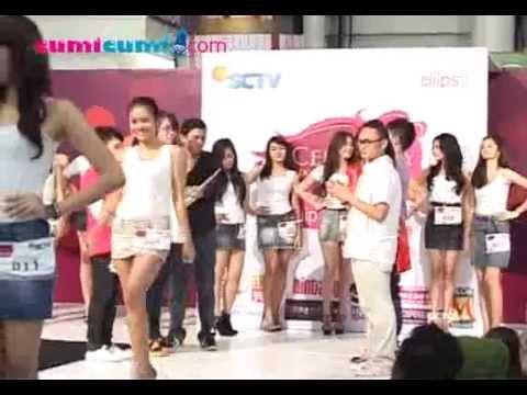 Audisi Miss Celebrity Jakarta. - Cumicumi.com