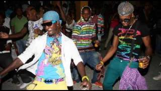 Busy Signal - Tie & Dye Face (2009 Bam Bam Riddim)