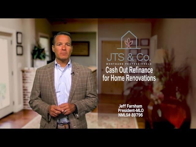 Cash Refinance for Home Renovations