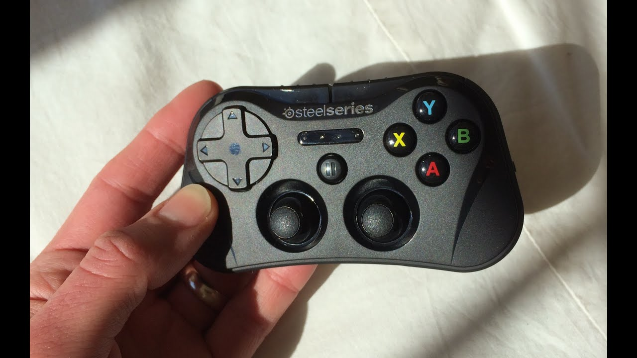 Gamepad Iphone