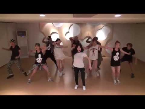 HYUNA - 빨개요 (RED) (Choreography Practice Video)