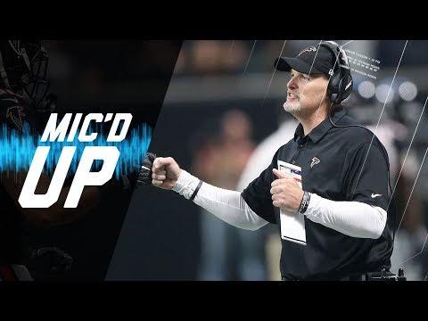 "Dan Quinn Mic'd Up vs. Buccaneers ""That Was the Best Celebration We've Had"" | NFL Sound FX"