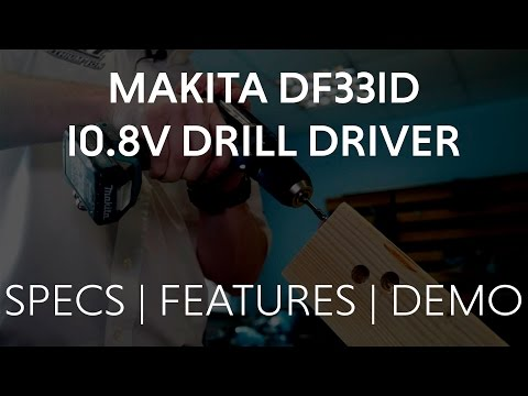 Makita DF331D *new* 10.8V drill driver from toolstop