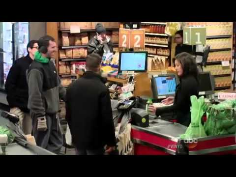 WWYD - Customer Cuts in Line and Wins Prize Vacation