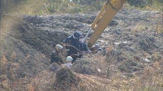 香川・豊島の太陽光発電所建設 土庄町が産廃撤去を立ち入り調査