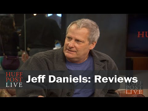 Jeff Daniels On Reading Critics