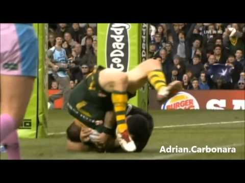 Australia VS New Zealand   Rugby League 2013 World Cup Final Highlights