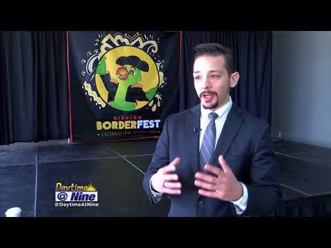 DAYTIME AT NINE: 2018 Hidalgo Border Fest w/ TV Host Danielle Banda