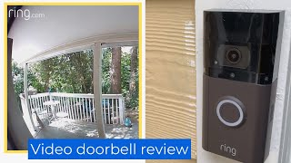 Ring Video Doorbell 3 & 3 Plus Blogger Review