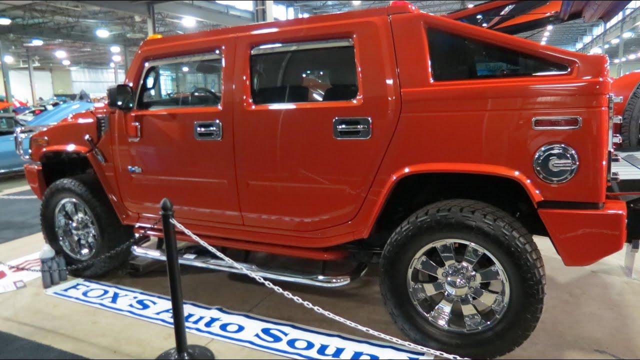 2012 Speed & Custom 2009 Hummer H2