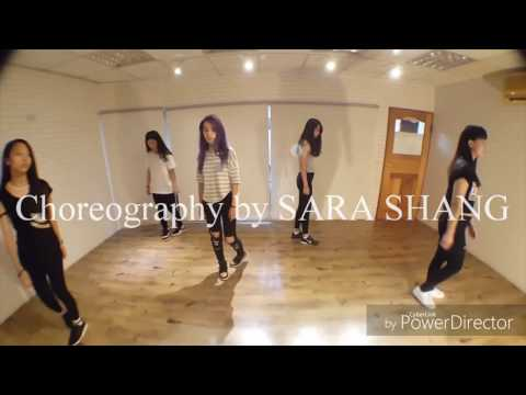 Style dance Alan Walker - Faded (Dance Choreography by Sara Shang)_Full-HD