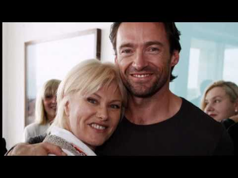 Deborah Lee Furness & Hugh Jackman