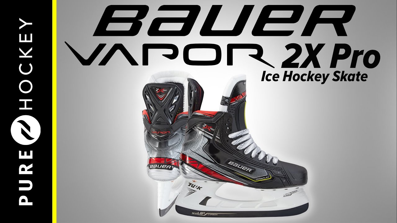 Bauer Vapor 2X Pro Ice Hockey Skates | Product Review