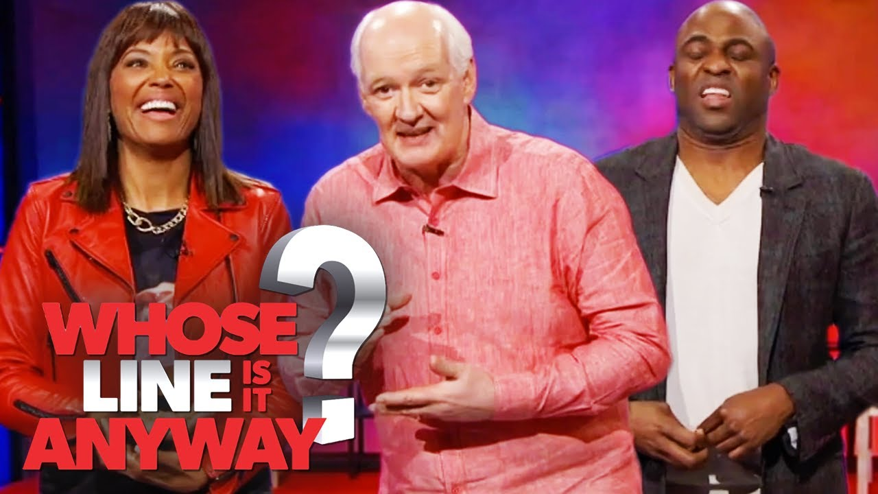 The Funniest Award Nominations | Whose Line Is It Anyway?